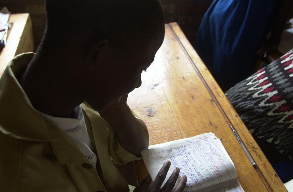photo: Solange Nyamulisa